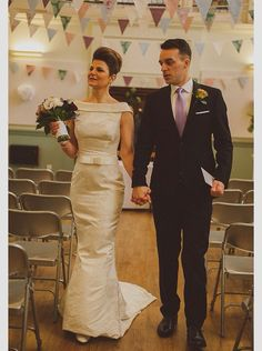 60's wedding dress inspiration