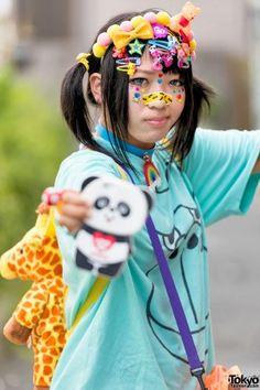 Harajuku Decora Fashion Walk (5)
