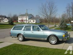 1979 Chevrolet Caprice Classic Station Wagon