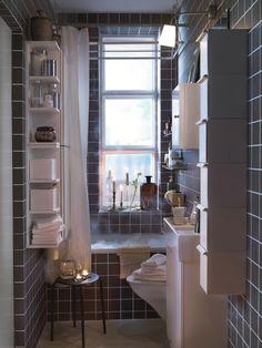 IKEA Banyo - Banyonuzda her şeye yer var!