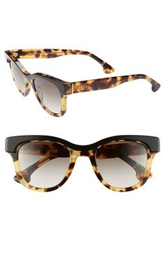 Prada  Crow  Sunglasses available at  Nordstrom Sunglasses Store,  Sunglasses Online, Ray 336026c2f41d