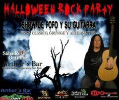 HALLOWEEN ROCK PARTY http://desktopcostarica.com/eventos/2013/halloween-rock-party #CostaRica