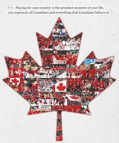 What hockey means to canadians