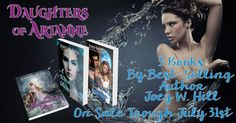 Amber Daulton: Book Blast - 'The Daughters of Arianne Trilogy' by...