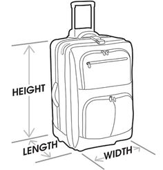 Carry On Restrictions, Luggage Guidelines, Baggage Allowance, & Airline Restrictions - TravelSmith