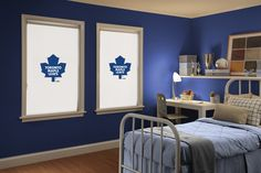 Graphic shades are practical in a variety of settings. They give you the freedom to showcase your personality while blocking out the sun's harmful UV rays. http://www.budgetblinds.com/ReginaSouth/ 306-949-2300 1433 Hamilton St, Regina, Saskatchewan Call for your free in home consult.