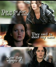 "129 Likes, 6 Comments - Two Crazy Fangirls (@the_hunger_games_15) on Instagram: ""Katniss x scream my name song"""