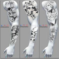 Clock Tattoo Design, Tattoo Designs, Tattoo Sketches, Tattoo Drawings, Forearm Tattoos, Hand Tattoos, Tattoo No Peito, Mangas Tattoo, Blackout Tattoo