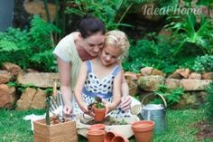 Inspire The Love Of Gardening - http://idealhomeliving.com/outdoors/inspire-the-love-of-gardening/