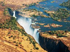Victoria Falls - One of Travel's Best Wonders of the World for 2015