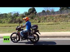 超凄い!水1リットルで500km走るバイクがブラジルで発明されたぞ! | 男子ハック