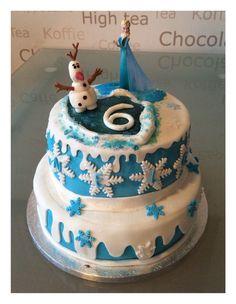 Eiskönigin Torte