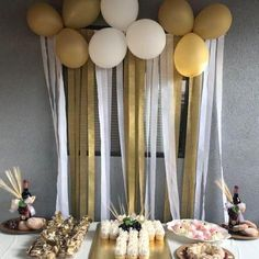 Could put with the archway 50th Wedding Anniversary Decorations, Golden Wedding Anniversary, Anniversary Parties, 50th Anniversary Cakes, Anniversary Ideas, 90th Birthday, Crafts, Events, Google