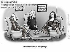 Geeky art history comic