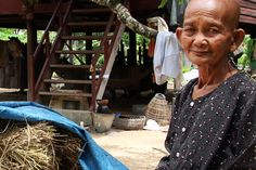 Countrywoman near Siem Reap, Cambodia#Repin By:Pinterest++ for iPad#