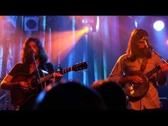 """Avett Brothers """"No Place to Fall"""" Kulturbolaget, Malmo, Sweden 03.03.13  Seth on BANJO"""