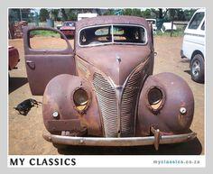 1938 Ford Tudor classic car