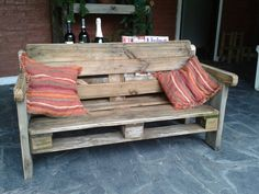 Sillon de palet Wood Projects, Table, Painting, Furniture, Home Decor, Wood, Home, Projects, Houses