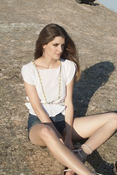 Cristina Ortiz - Style and Unicorns Blog Camiseta Loto by Olivia de Gala