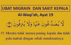 Doa for headaches