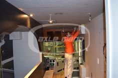 RV Interior- in progress #carpentry #builtbyaxle #snugmobile #snuggle #customfabrication