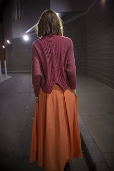 Ravelry: Oporto pattern by Norah Gaughan