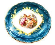 Vintage Limoges Plate