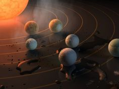 There could be water! And air!You've probably been on the edge of your seat wondering what the TRAPPIST-1 planetary system has been up to. Now we have four new studies that have probed the planets and its star, and found that they definitely bear further investigation in our search for extraterrestrial life.