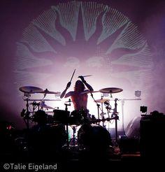 https://flic.kr/p/auc5t9 | Mario Duplantier Gojira Drummer | Mario Duplantier, Gojira www.talie-eigeland.co.uk