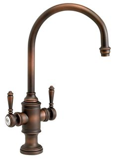 kitchen faucets, bar faucets, filtration faucets, cabinet hardward   Waterstone Faucets   California