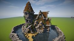 Northon - Built By Cythrone Minecraft Project
