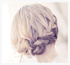 Hairstyle love !