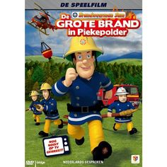 Brandweerman Sam - De grote brand in Piekepolder (DVD)