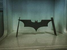 Batman : The Dark Knight REAL Logo DIY ... #batmanbegins #thedarkknight #brucewayne #dc #cosplay
