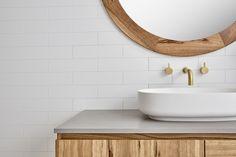 Loughlin Furniture : home Small Bathroom Cabinets, Bathroom Spa, Timber Vanity, Bathroom Flooring, Bath Accessories, Bathroom Renovations, Vanities, Furniture, Ideas