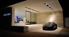 Aston Martin Works: Grand Opening, 3 May 2012   Classic Driver Magazine