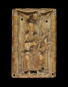 Saint Luke the Evangelist, 1050-1075, The Walters Art Museum