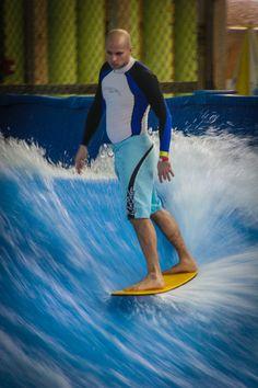#Flowrider! New Jersey's only indoor surfing simulator! #SaharaSams