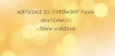 Favorite John Wooden quotes.