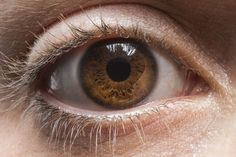 What do you see when you look into your own eye?