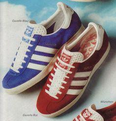 scarpe adidas anni 70 uomo