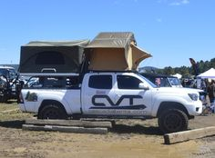 Cascadia Vehicle Tents at Overland Expo West 2015