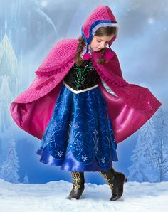 Anna Limited Edition Costume Collection