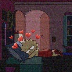 "Iphone Wallpaper - Lisa Simpson is sleepy head (""The Simpsons"") # Cartoon Wallpaper, Simpson Wallpaper Iphone, Mood Wallpaper, Tumblr Wallpaper, Wallpaper Iphone Cute, Aesthetic Iphone Wallpaper, Disney Wallpaper, Cute Wallpapers, Wallpaper Backgrounds"