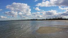 Altona Beach in Altona, VIC