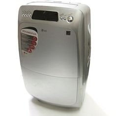 Shop for LG 25 Pint Dehumidifier (Refurbished). Dehumidifiers, How To Remove