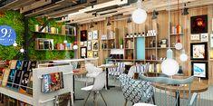 9 3/4 Bookstore + Café