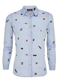 Maison Scotch Shirt 132484