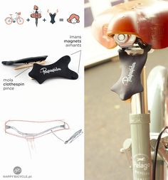 Bicycle Magnetic Skirt Clip For all the girls out there cycling in skirts 👗 👠🚲 .  #BicycleSkirt #HappyBicycleStore #girlsonbikes #bikegirl #bike#bicicleta #bicycleaccessories #bicyclelife #bikelove #citybike#fiets#cycling #urbancycling #ride #bici #velo #cyclechic#bicichic #cyclestyle #bikestyle #biking#ilovemybike #ihavethisthingwithbikes #womenscycling #ridelikeagirl #babesonbikes