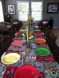 the dinner party | Feathering the Nest-Stuff for Home | Pinterest ...